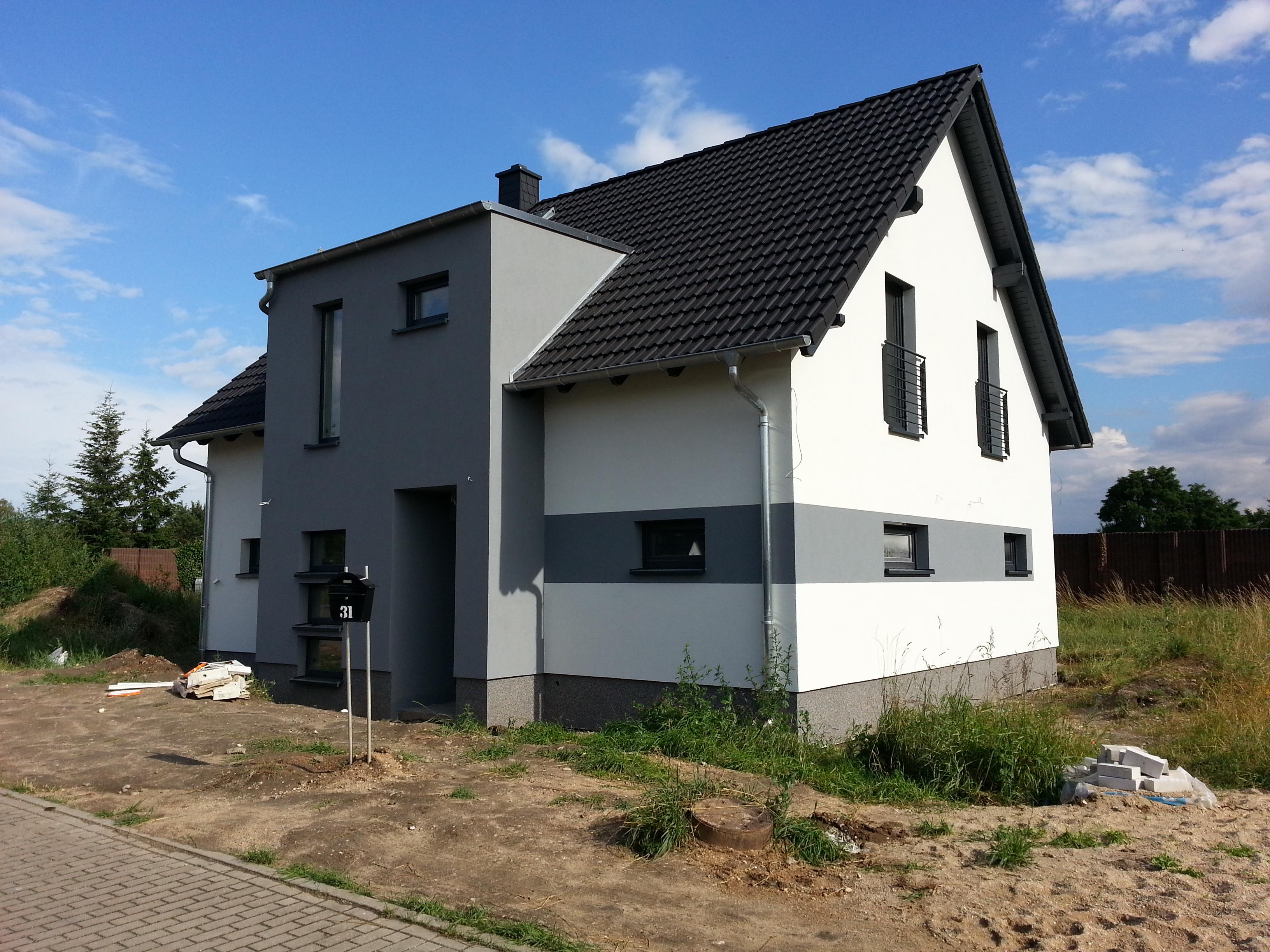 Hausfassade Neu | Hausfassade Gestalten Ideen Cool With Hausfassade