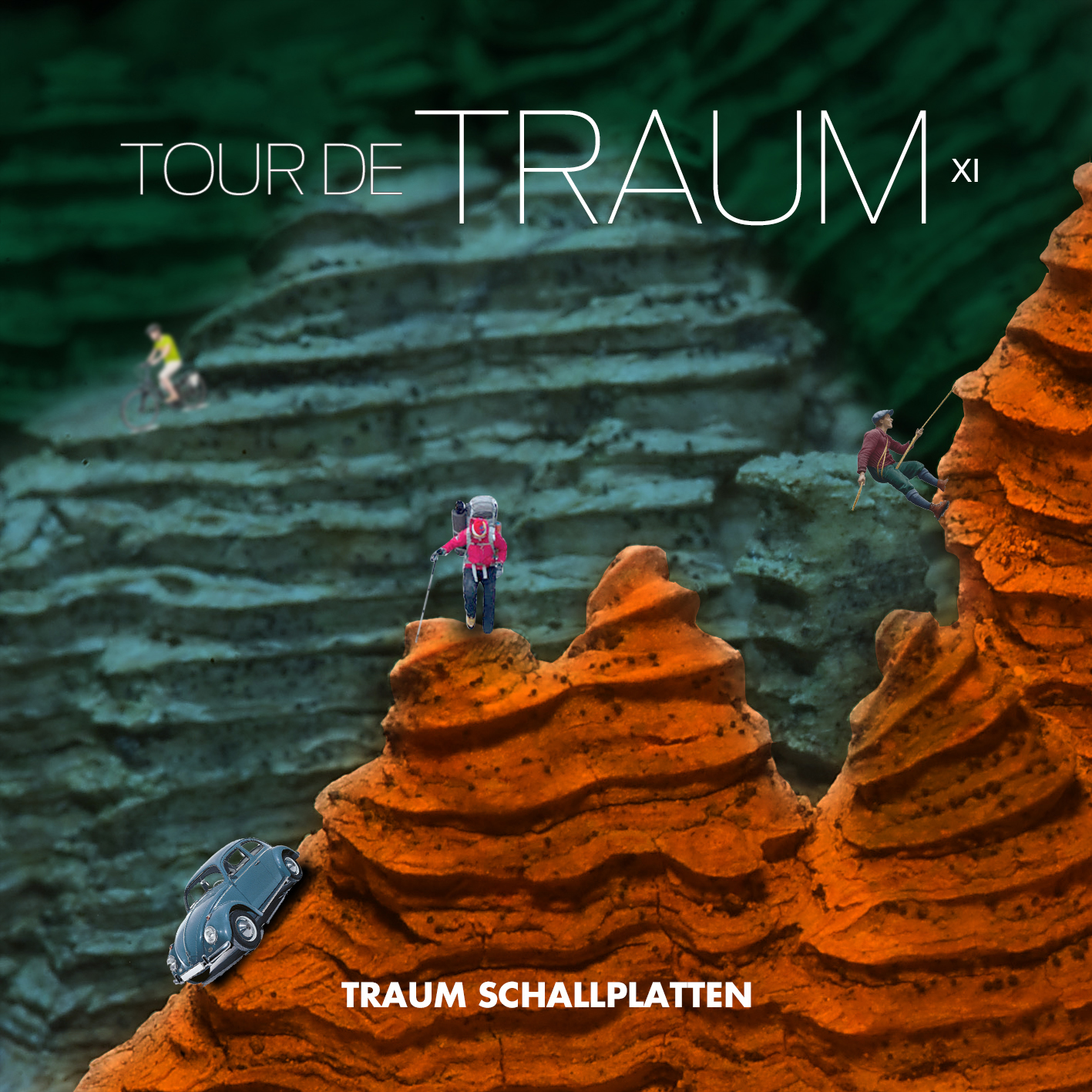 37 Tour Traum Cd Digital 37 Tour De Traum Xi Mixed By Riley Reinhold