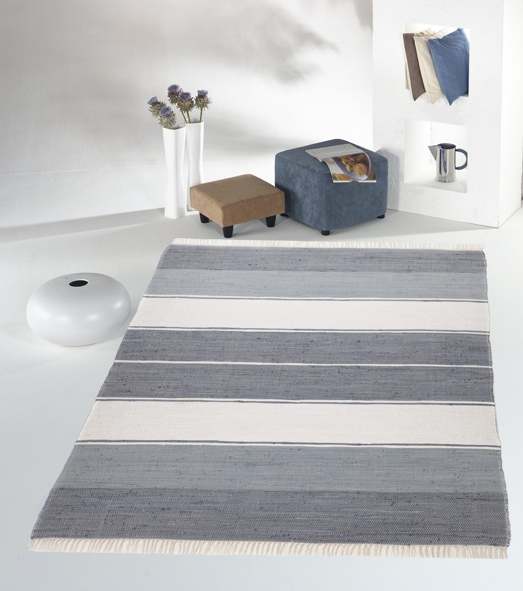 Happy Decor Teppich Stern Teppich Montapis Happy Design Läufer Anthrazit