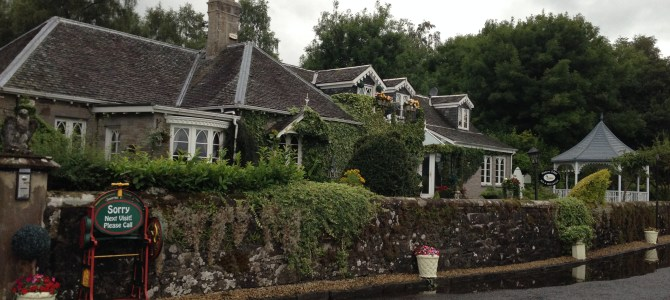 Road Tripping The Scottish Way: Accommodation