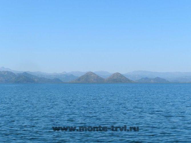 Отдых и путешествия в Черногории: Скадарское озеро