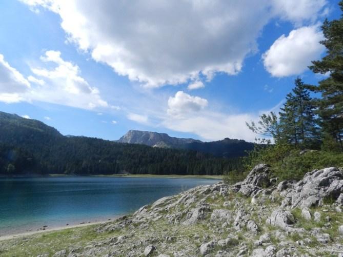 Путешествие по северу Черногории: Черное озеро