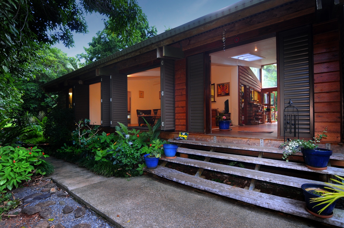 Bettwäsche Australien Bed And Breakfast Daintree Forest Great Barrier Reef