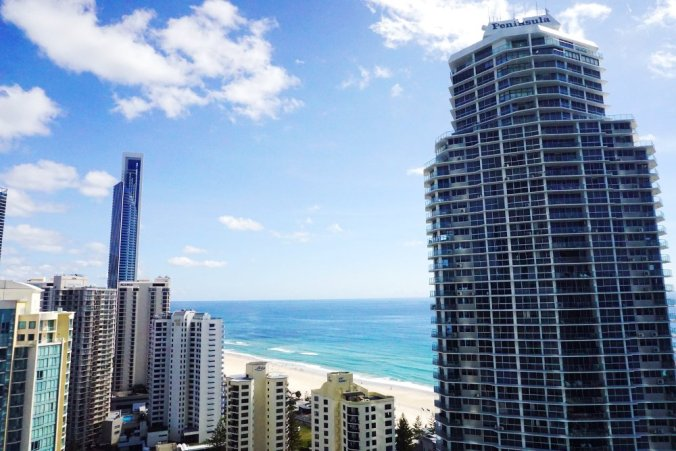 There's so much to see and do on the Gold Coast. All you need to do is get there!