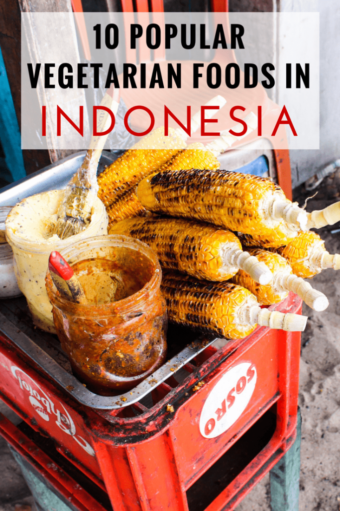 10 Popular & Delicious Vegetarian Foods in Indonesia - The Travel Lush