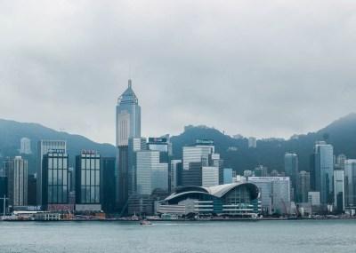 hong kong skyline (1 of 1)