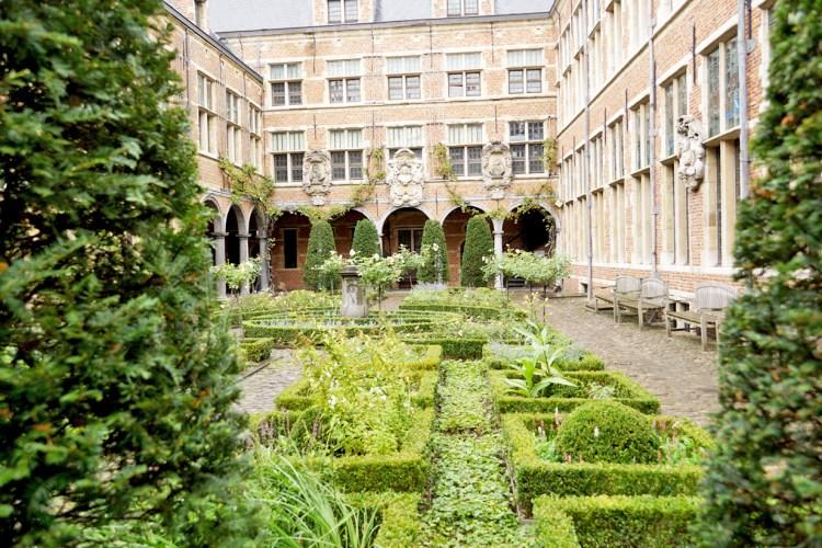 Historische Gartenanlage