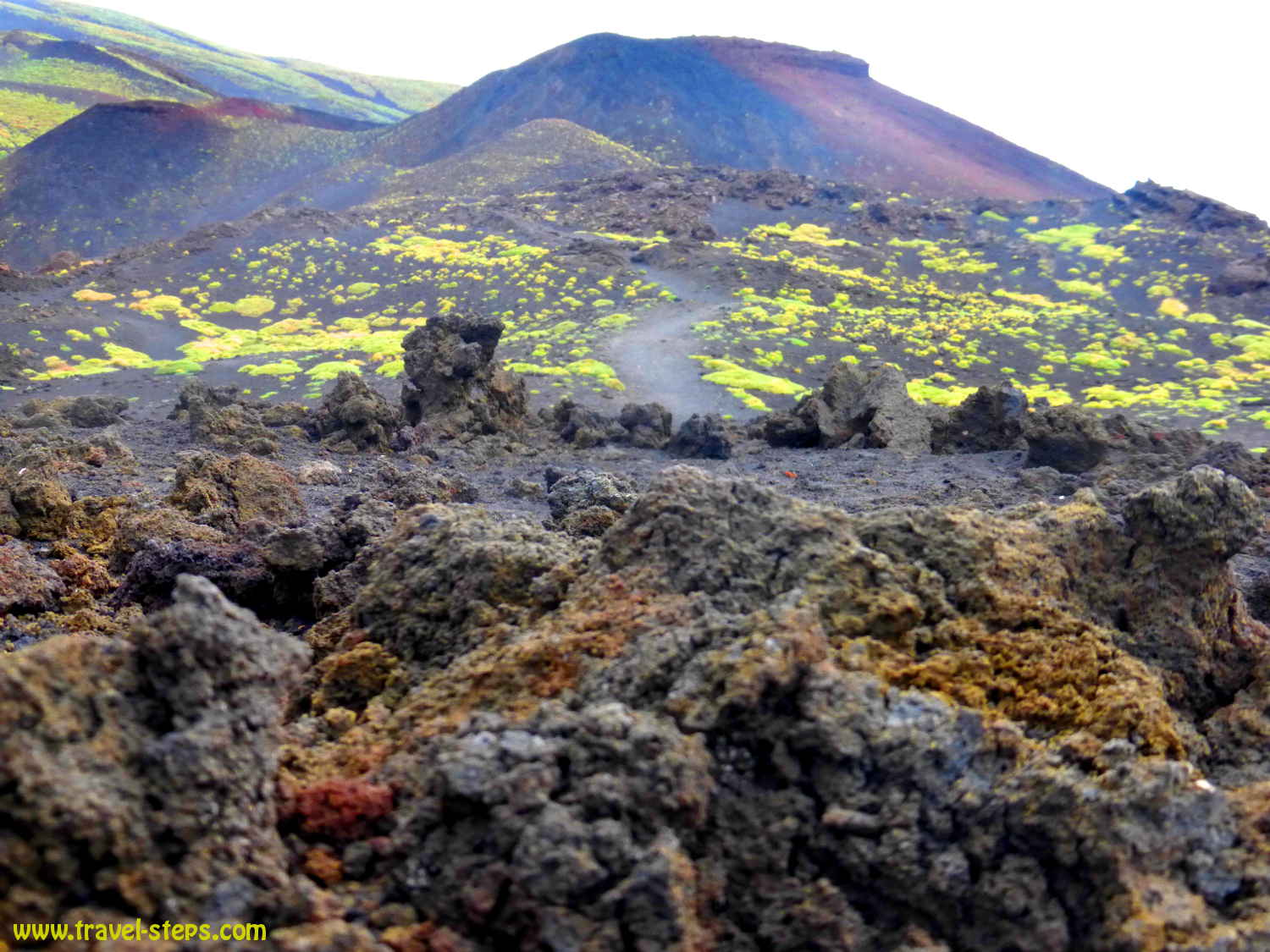 Etna Avance Backpacking Tips Sicily Travel Steps
