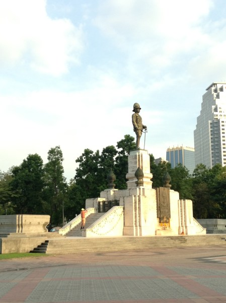 King Rama VI Monument