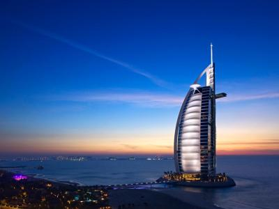Top 5 Dubai Luxury Hotels | Travel Channel
