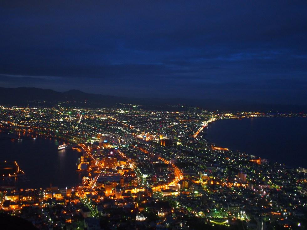 函館_夜景