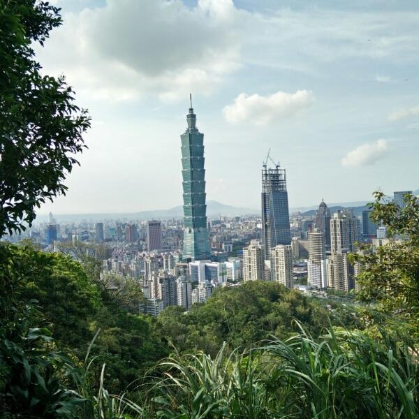 Elephant hiking trail, Taipei
