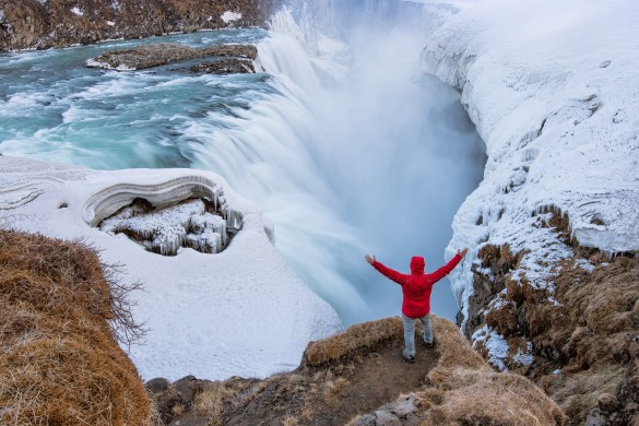 500px Iceland Waterfall