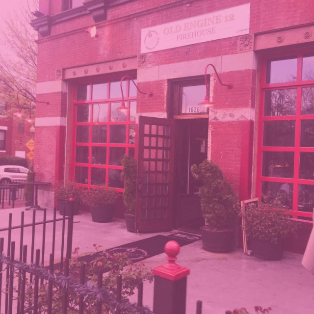 Experiencing D.C. History at Old Engine 12
