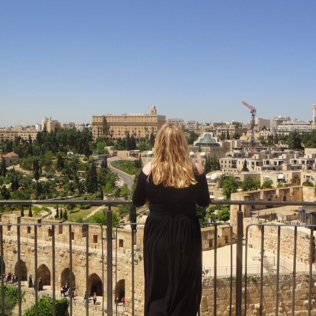 The Needle in Jerusalem: On Letting Go