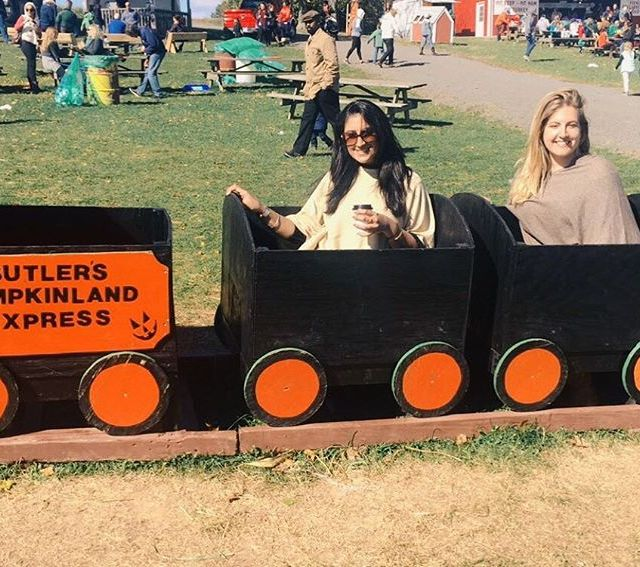 So this also happened at the pumpkin patch last weekendhellip