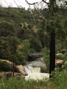 Rainbow Pools, Buck Meadows, Yosemite, Nationalpark, Kalifornien, USA