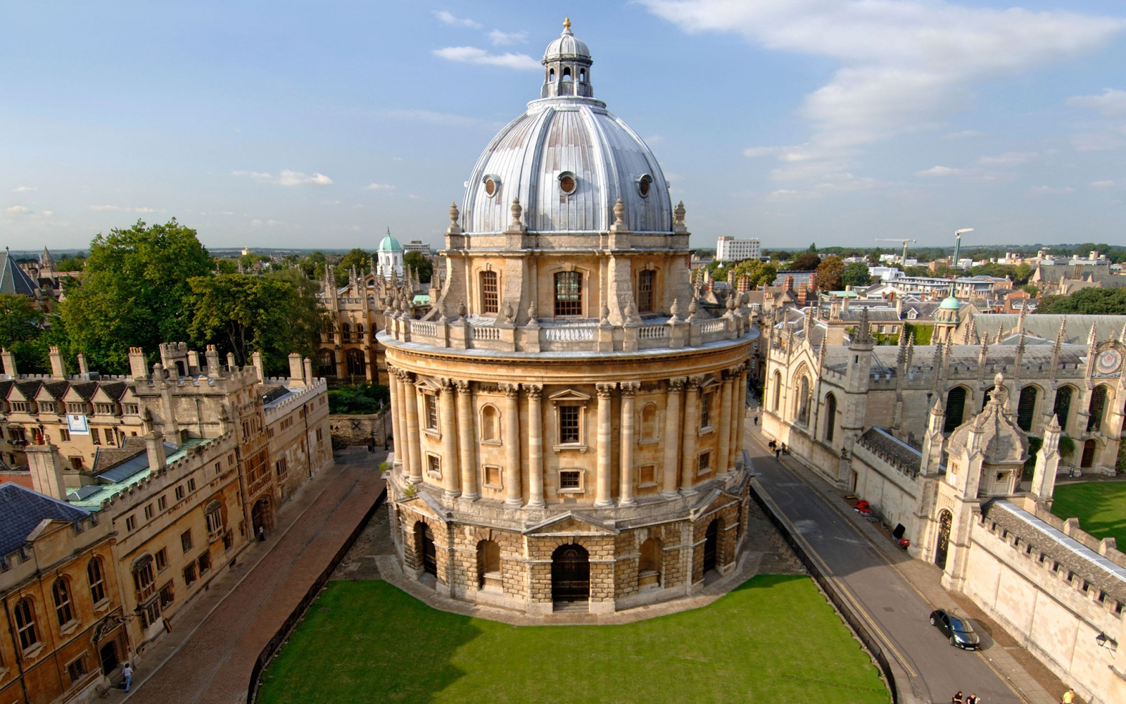 Bodleian Library Bodleian Library Oxford University England Travel