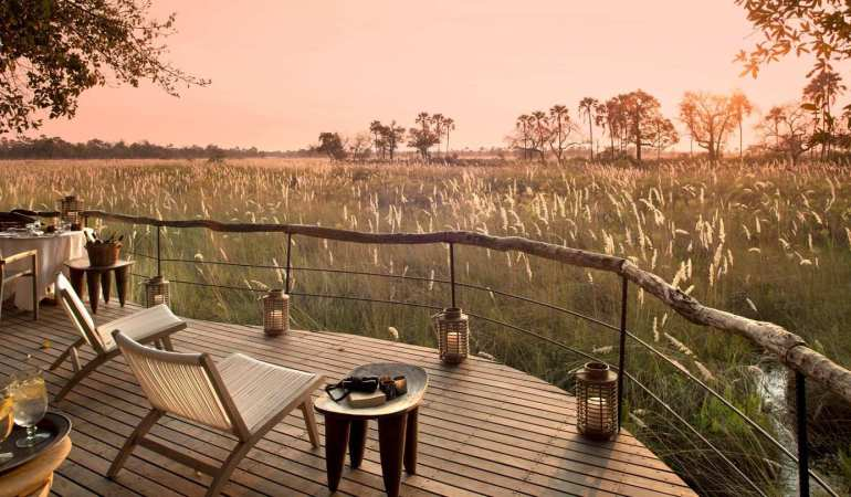 Africa's Most Glamorous Camps