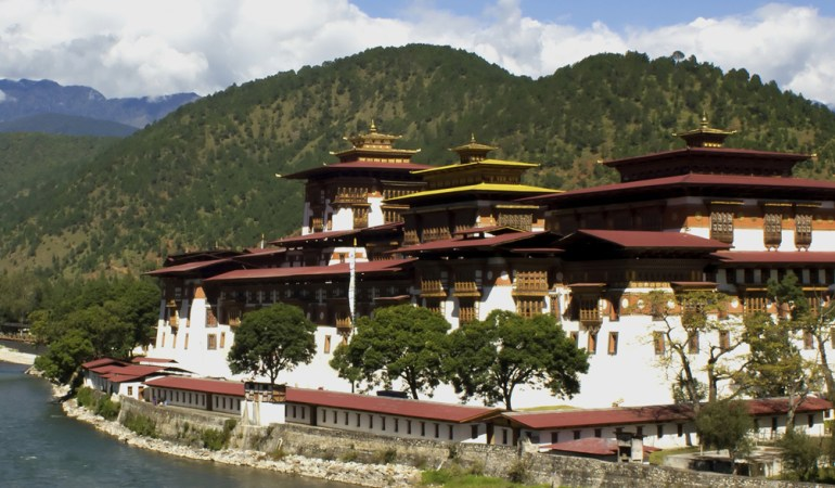 Discover the beauty of Bhutan.
