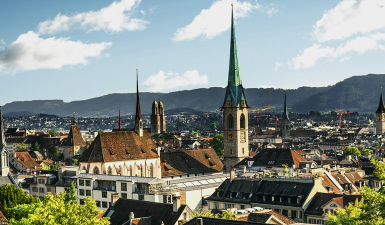 Visit Zurich this month to attend these festivals.