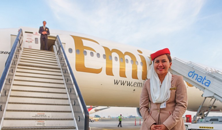 Emirates offers year-end discounts.