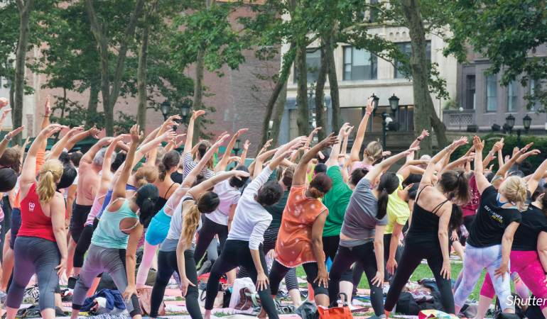 This World Yoga Day, Mysore To Attempt a New Guinness Record