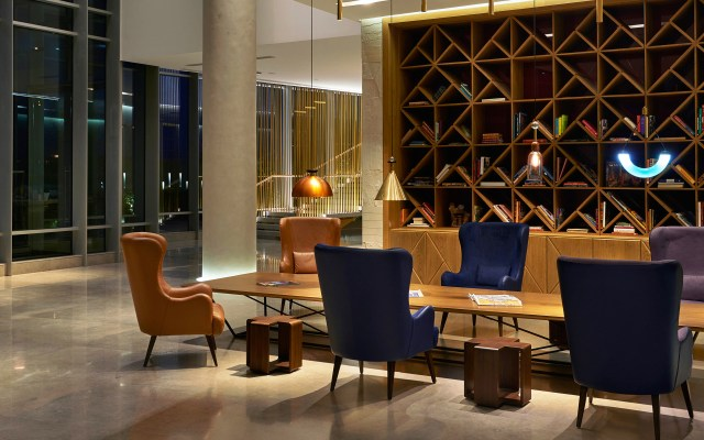 6 Reasons Why Andaz Delhi Scores Over Contemporary Hotels in India