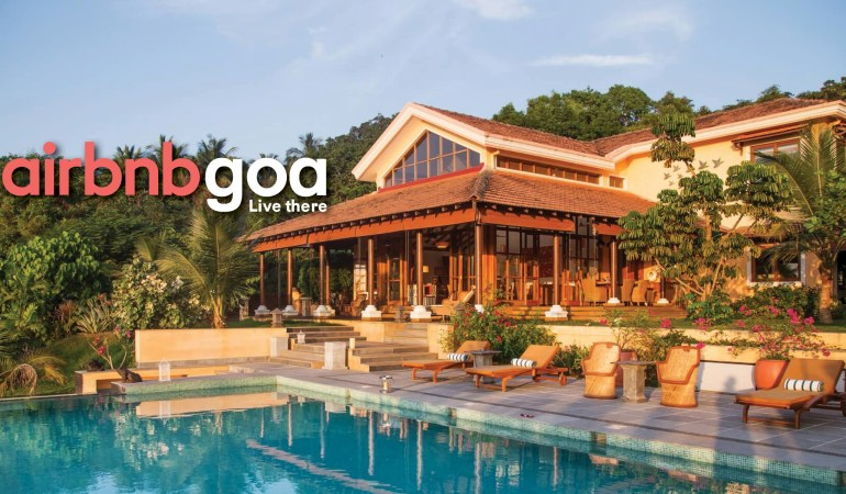 Going Goa this Long Republic Day Weekend? Check into These Pretty Airbnb Homes