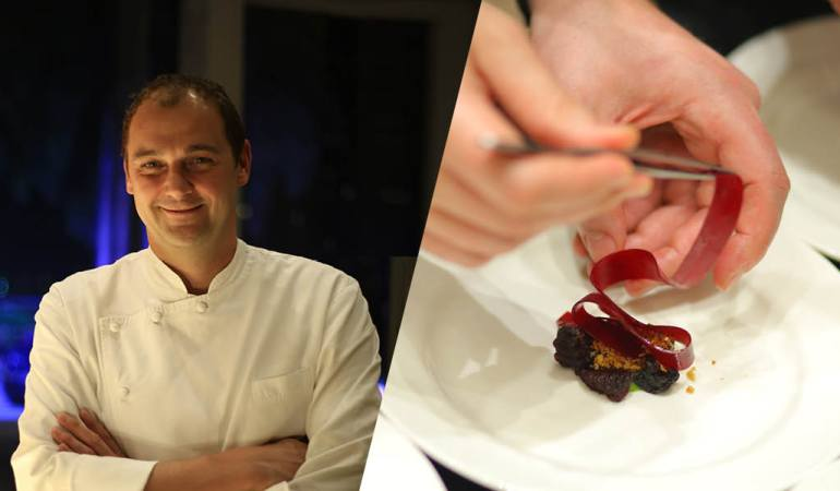World No.1 Chef Daniel Humm On Why Green Mango Powder Will Now Be In His Kitchen