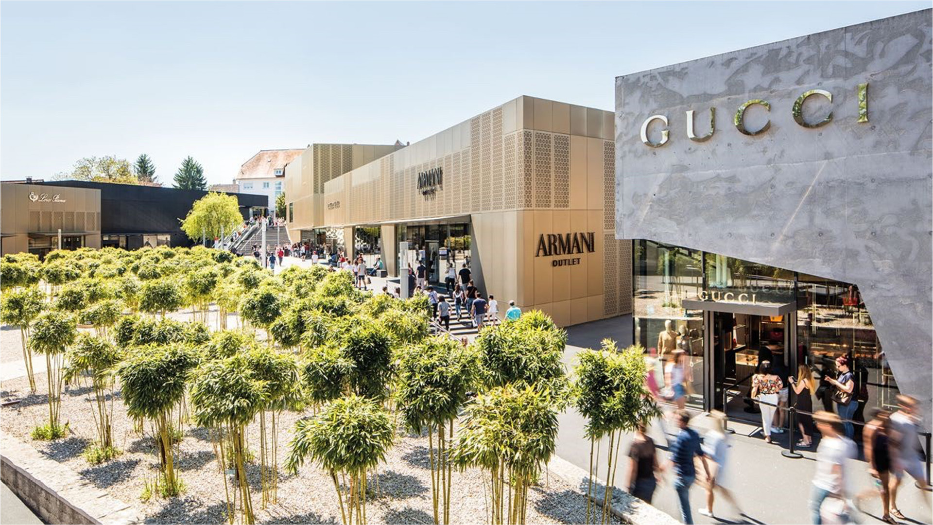Bettdecken Outlet Metzingen Germany's Outletcity Metzingen Voted As The Most