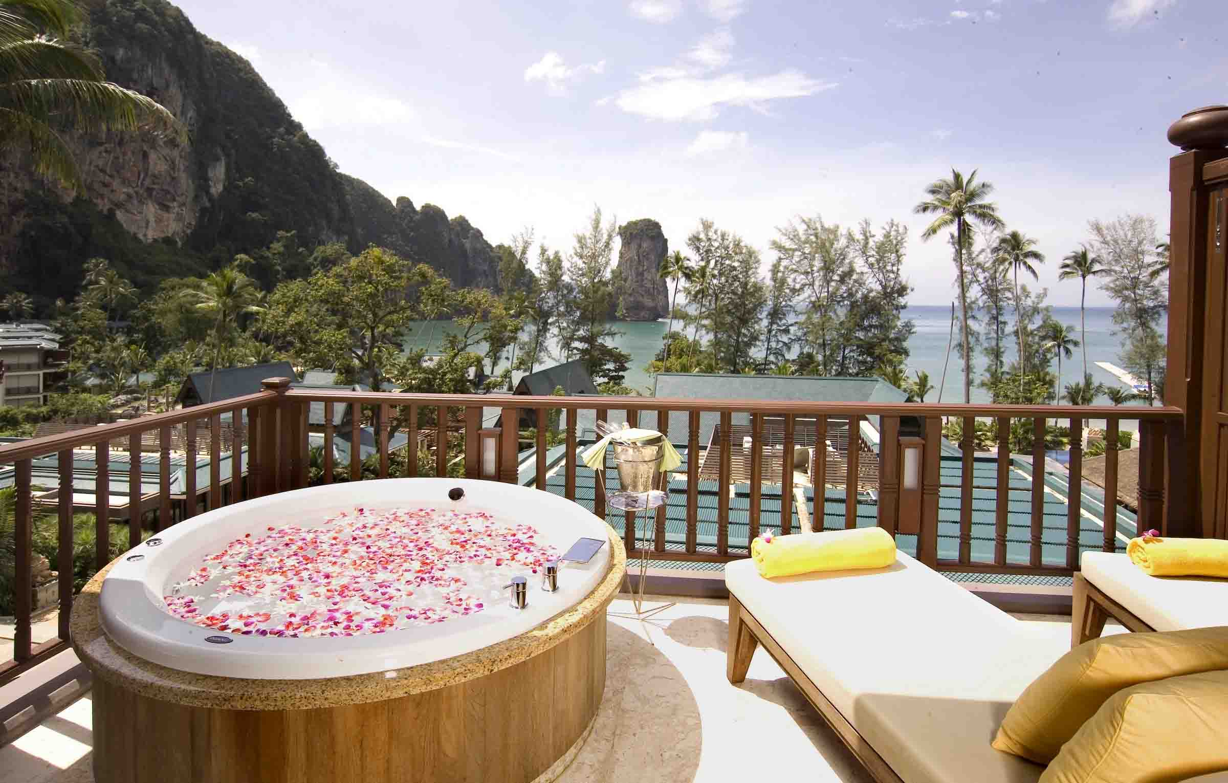 Qualia Jacuzzi Pool Villa 12 Thailand Spa Retreats That Are Heaven On Earth Travel Associates