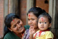 Nepal - Portrete