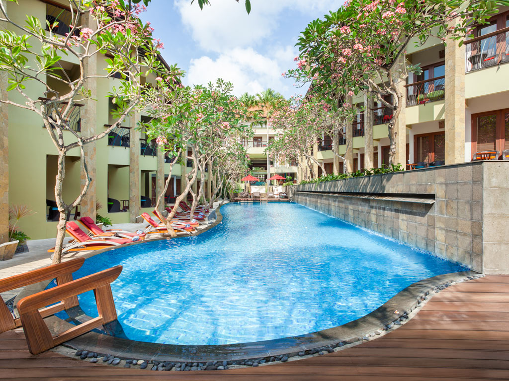 All Seasons Hotel All Seasons Bali Legian Legian Bali