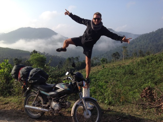 Interview with :   Travel Blogger, Paul Ram Of Go Backpack Go @gobackpackgo