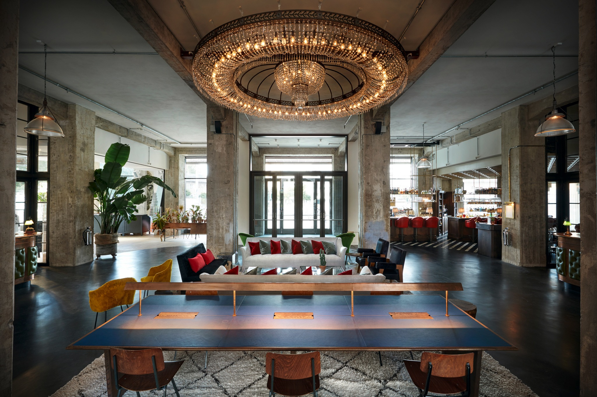 House Doctor Berlin Hotel Review Soho House Berlin Travelboy Escapes