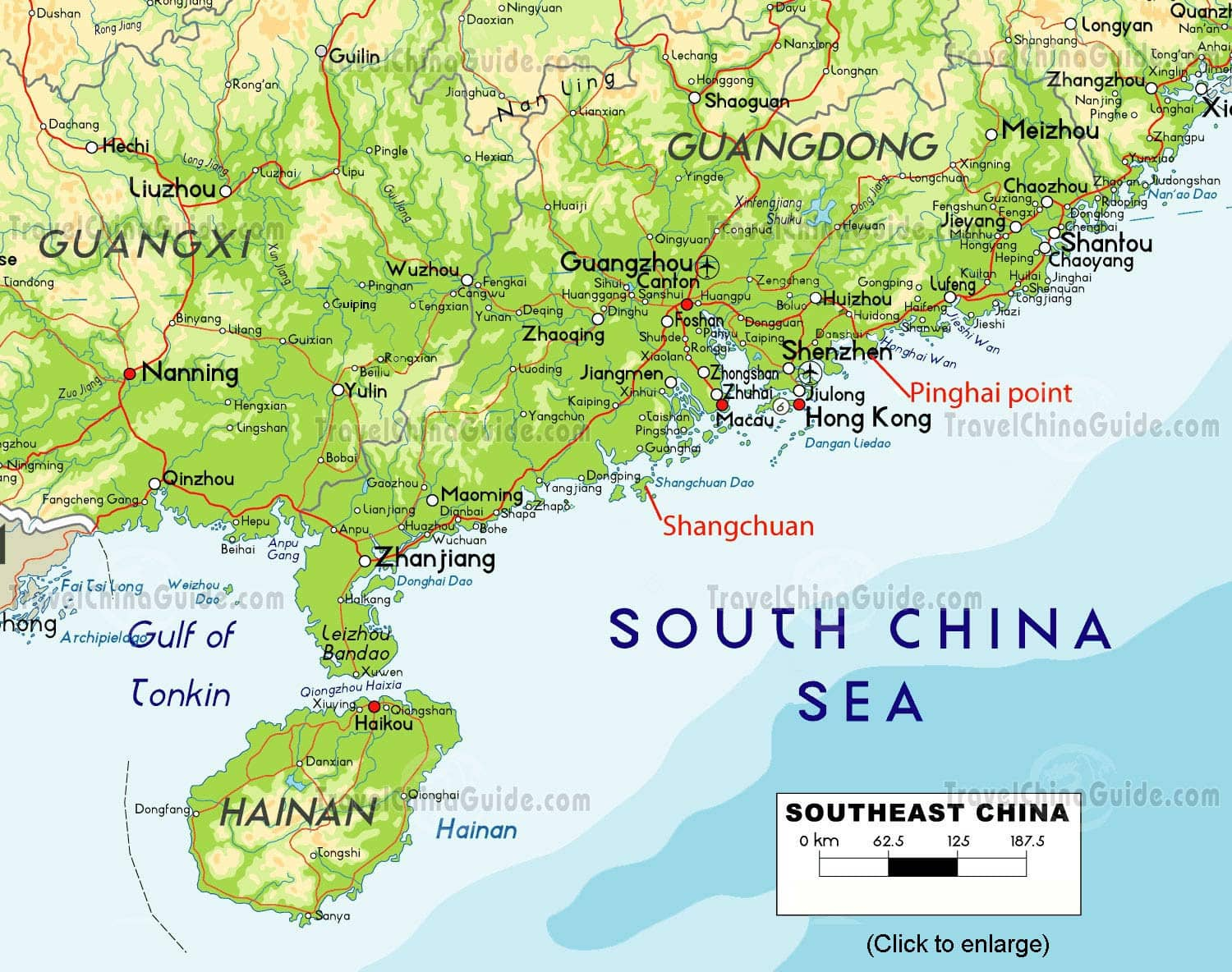 Chinese Geography China Map Virtual Tour Maps Of Beijing Shanghai Xi An Guilin
