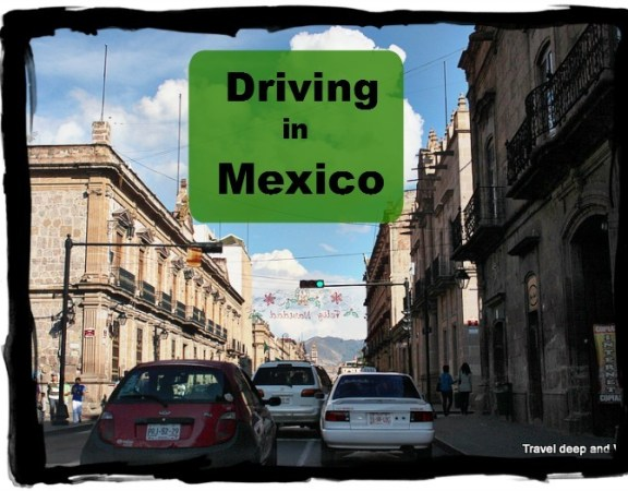 Driving Safely in Mexico