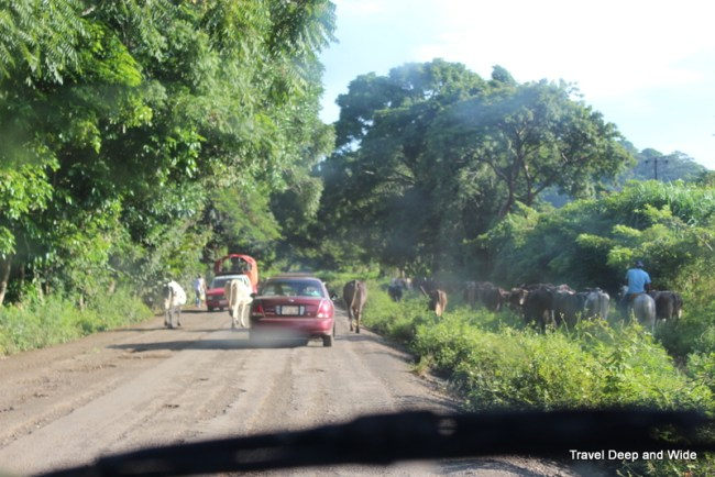 Catemaco Roads