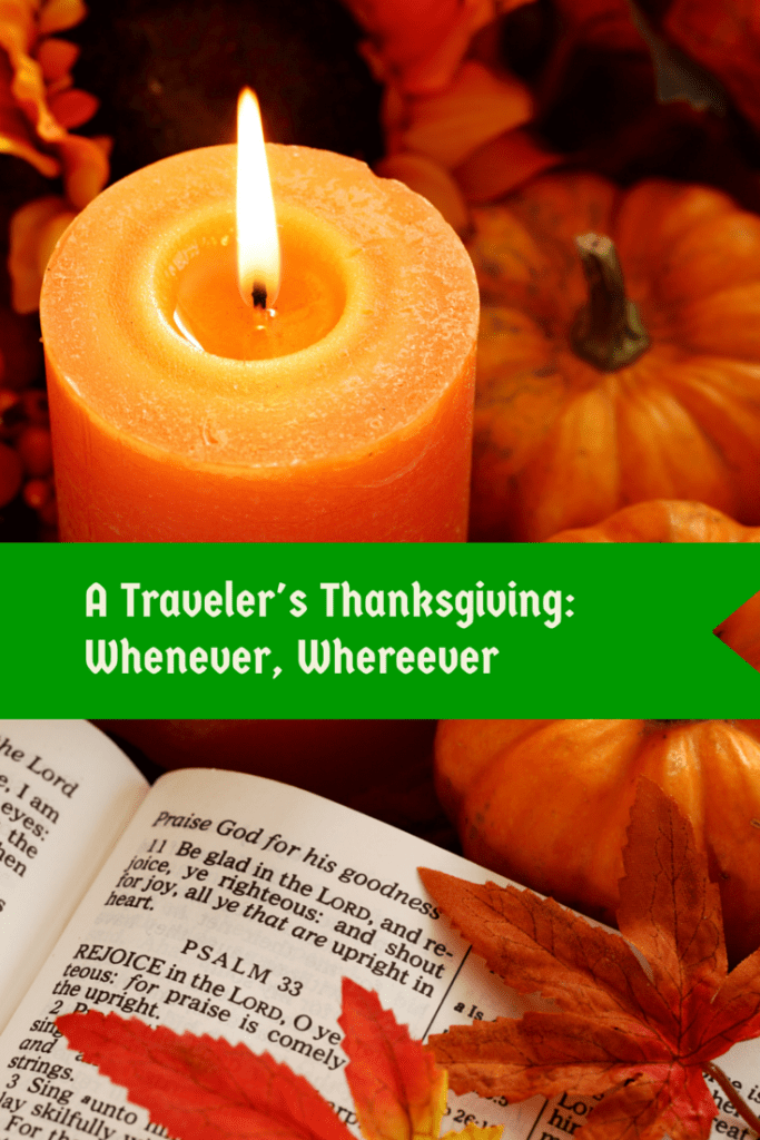 Traveler's Thanksgiving