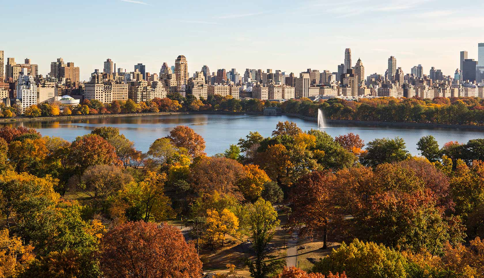Adirondack Fall Wallpaper Central Park The Most Famous Park In New York United