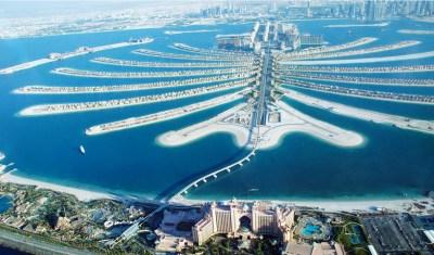 Palm Jumeirah, Dubai, United Arab Emirates - Traveldigg.com