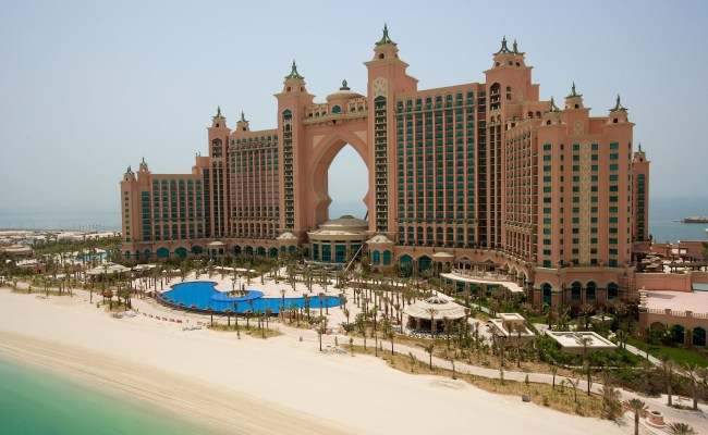 Palm Jumeirah Dubai United Arab Emirates Traveldigg