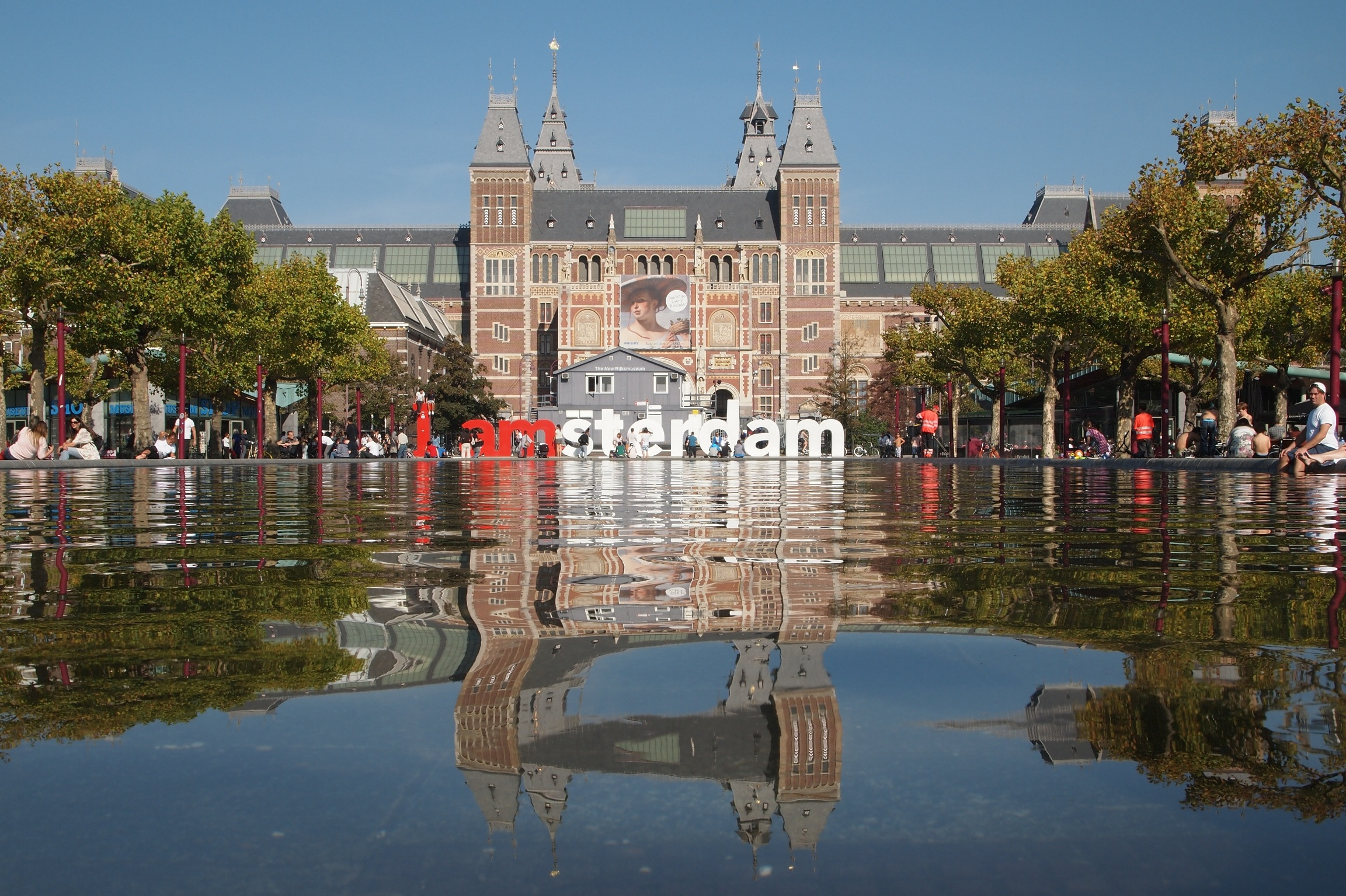 Museum Night Amsterdam 2016 Rijksmuseum The Most Famous Museum In Netherlands