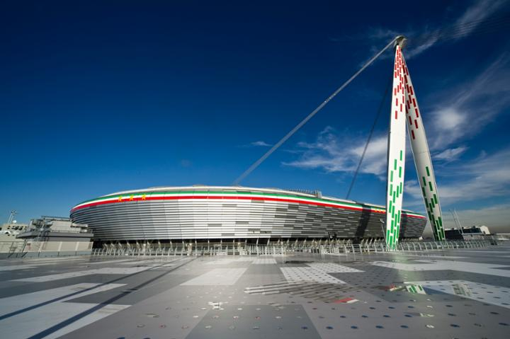 Future Car Wallpaper Hd For Desktop The Grandeur Of Juventus Stadium The Italian Stadium With