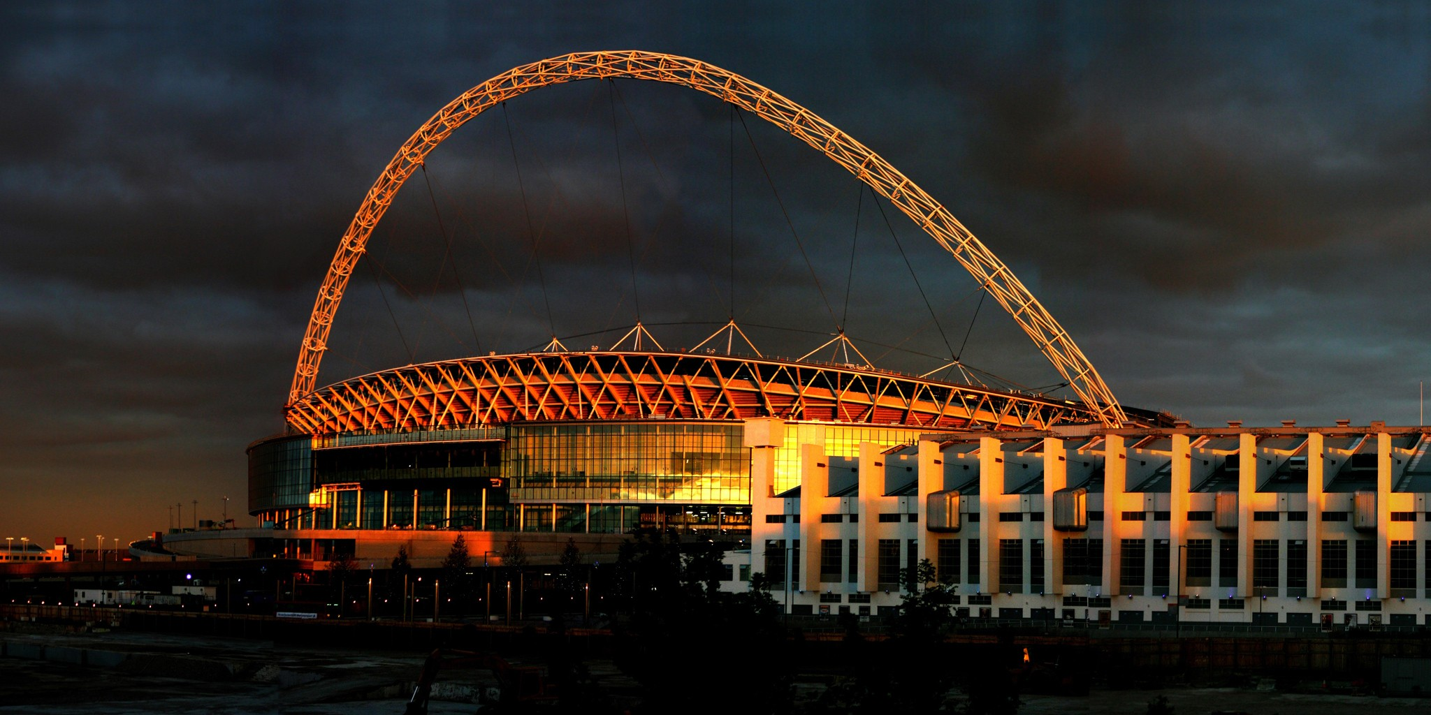 Ac Dc Wallpaper 3d Wembley Stadium The Headquarters Of The English National