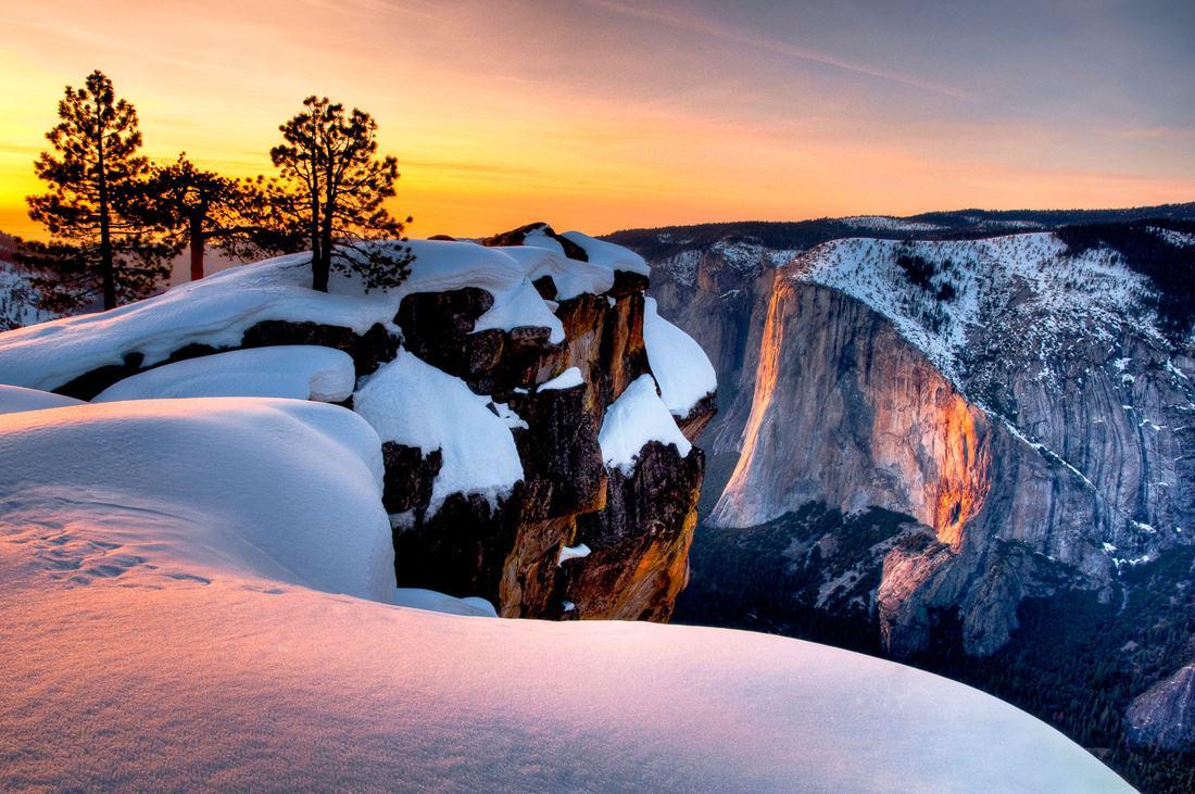 Yosemite Lava Falls Wallpaper Yosemite National Park California Usa Traveldigg Com