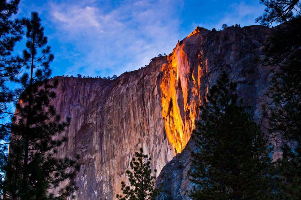 Yosemite Lava Falls Wallpaper Yosemite National Park California Usa Traveldigg Com