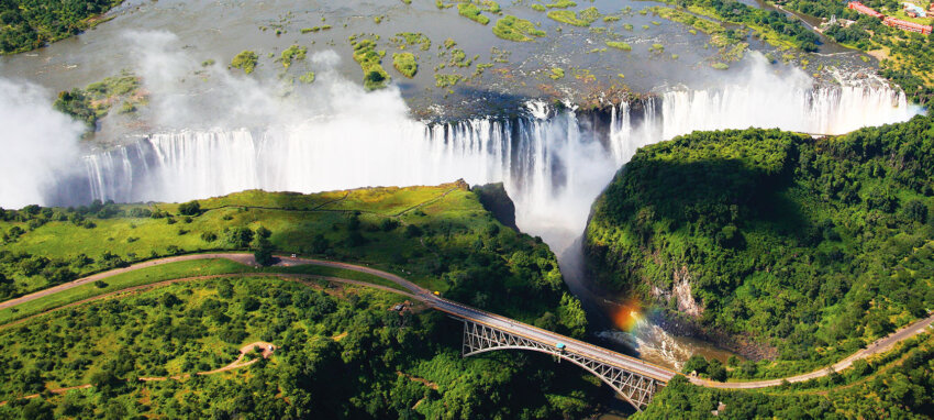 Iguazul Falls Wallpaper 45 Most Beautiful Places In The World Traveleering