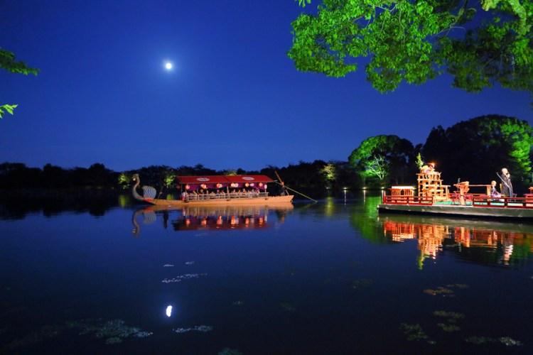 中秋の名月 2015年は9月27日。イベント情報(東京・京都)等について。